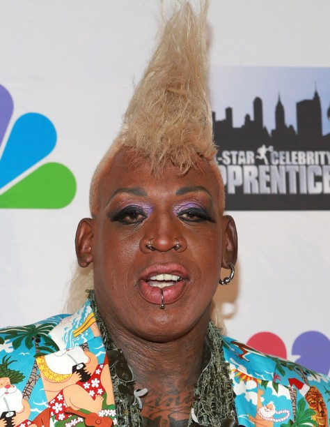 Rodman Returns from North Korea Visit
