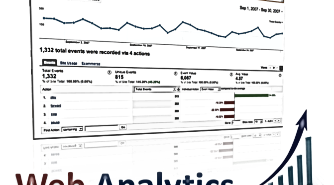 Application of Web Analytic Techniques to Law Enforcement