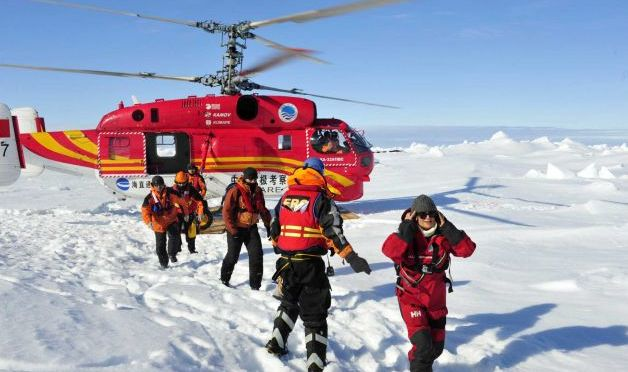 'Emotional rollercoaster': Passengers from ship stuck in Antarctica head for home – World News